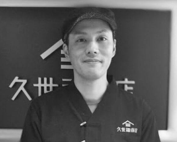 2014年入社 店長
