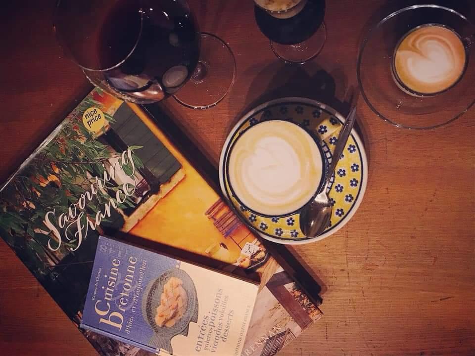 読書と喫茶 夜長喫茶